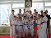семинар с участием чемпиона России по ката Раджабовым Рашидом